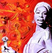 12 X 12 Nina Simone II
