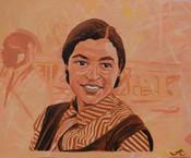12 x 14 Rosa Parks