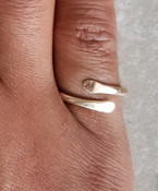A Contemporary Ring Band