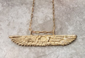 Ra Sun Disc Necklace -Pre-Order