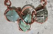 The Copper Treasures Galaxy Necklace