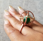 The Interplanetary ring : Jade