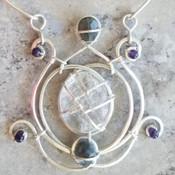 Lotus Blossom Necklace