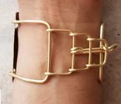 Lepidolite Goddess Bracelet