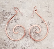 Classic Spiral Earrings