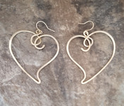 Fc Heart Earrings