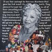 12 x 12 Toni Morrison: The Bluest  Eye