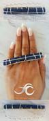 Lapis Lazuli 4-Finger Ring