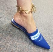 Celestial Crystal Anklet