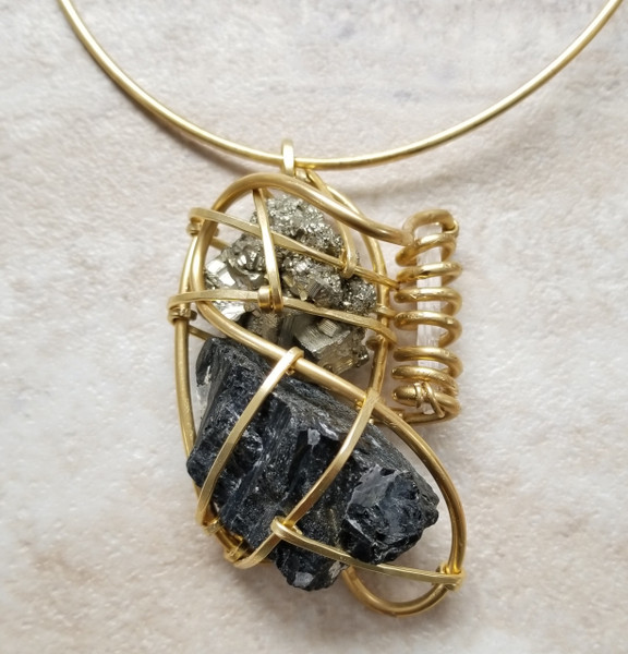 The Heaven & Earth Necklace
