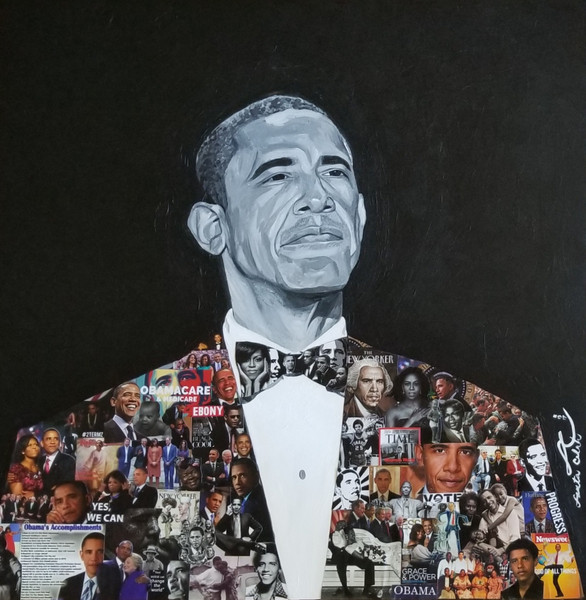12 x 12 Accomplished: Barack Obama
