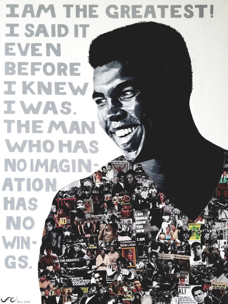 I Am the Greatest! : Muhammad Ali