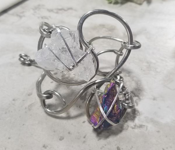 The Rainbow Quartz Bracelet