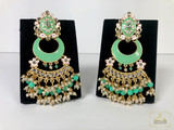 Rani Meenakari Earrings