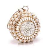 Beading Chains Versatile Beaded Women Clutch