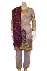 Designer Pakistani Cotton Lawn Suit