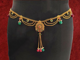 Multi Chain Tied Antique Kamarband