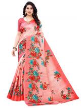 Gorgeous Design Printed Silk Saree