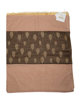 Tan Color Soft Designer Scarf/Hijab