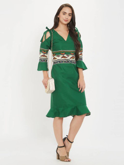 Stylish Designer Cotton Kurti Top