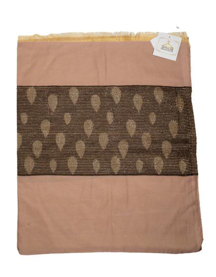 Tan Color Soft Designer Scarf/Hijab