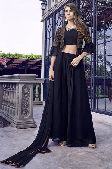 Heavy Stylish Gown Top