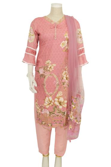 New Cotton Printed Salwar Suit