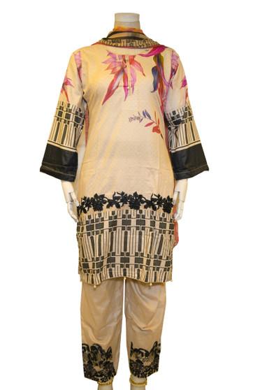 Original Pakistani Cotton Salwar Kameez