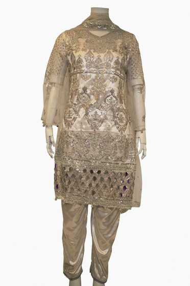 Gorgeous Pakistani Designer Salwar Suit