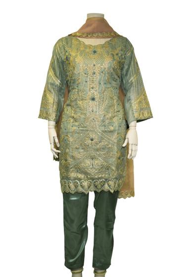 Party Wear Gorgeous Pakistani Designer Suit