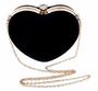 Black Velvet Luxurious Clutch