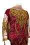 Pakistani Gorgeous Georgette Maroon Salwar Suit