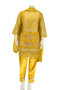 Pakistani Designer Salwar Suit Yellow