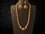 Beautiful Indian Traditional Mala With Earrings
