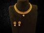 Beautiful Designer Stone Necklace Set