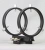 80 mm Finder Rings - Mounts to Schmidt-Cassegrains - R080ST
