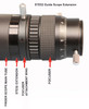 Stellarvue 50 mm Photographic F50 Guide Scope - F050G