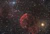 IC443 Jellyfish Nebula In Gemini - Ken Walker
