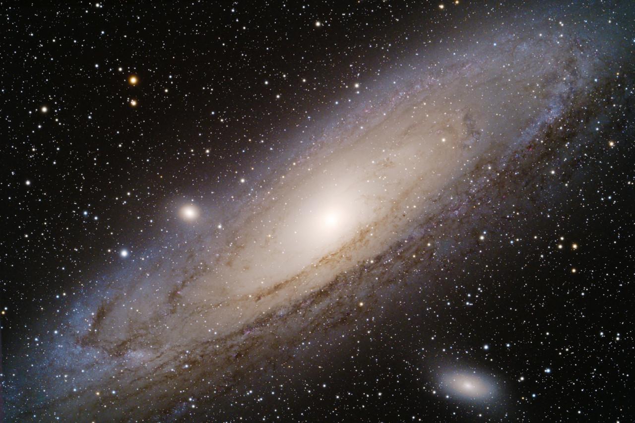 Andromeda - Jeremy Parker
