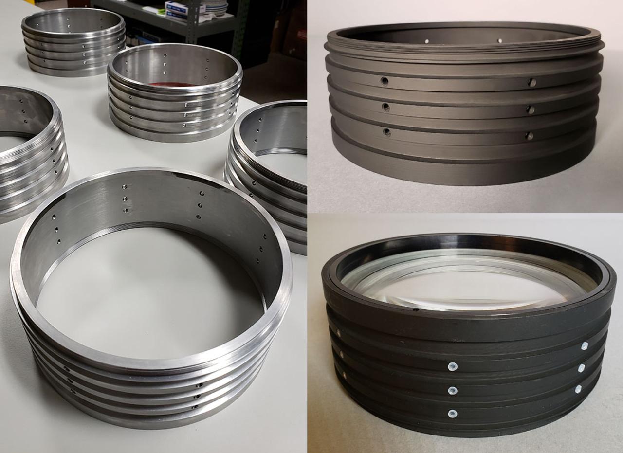 Steel lens cell of SVX152T