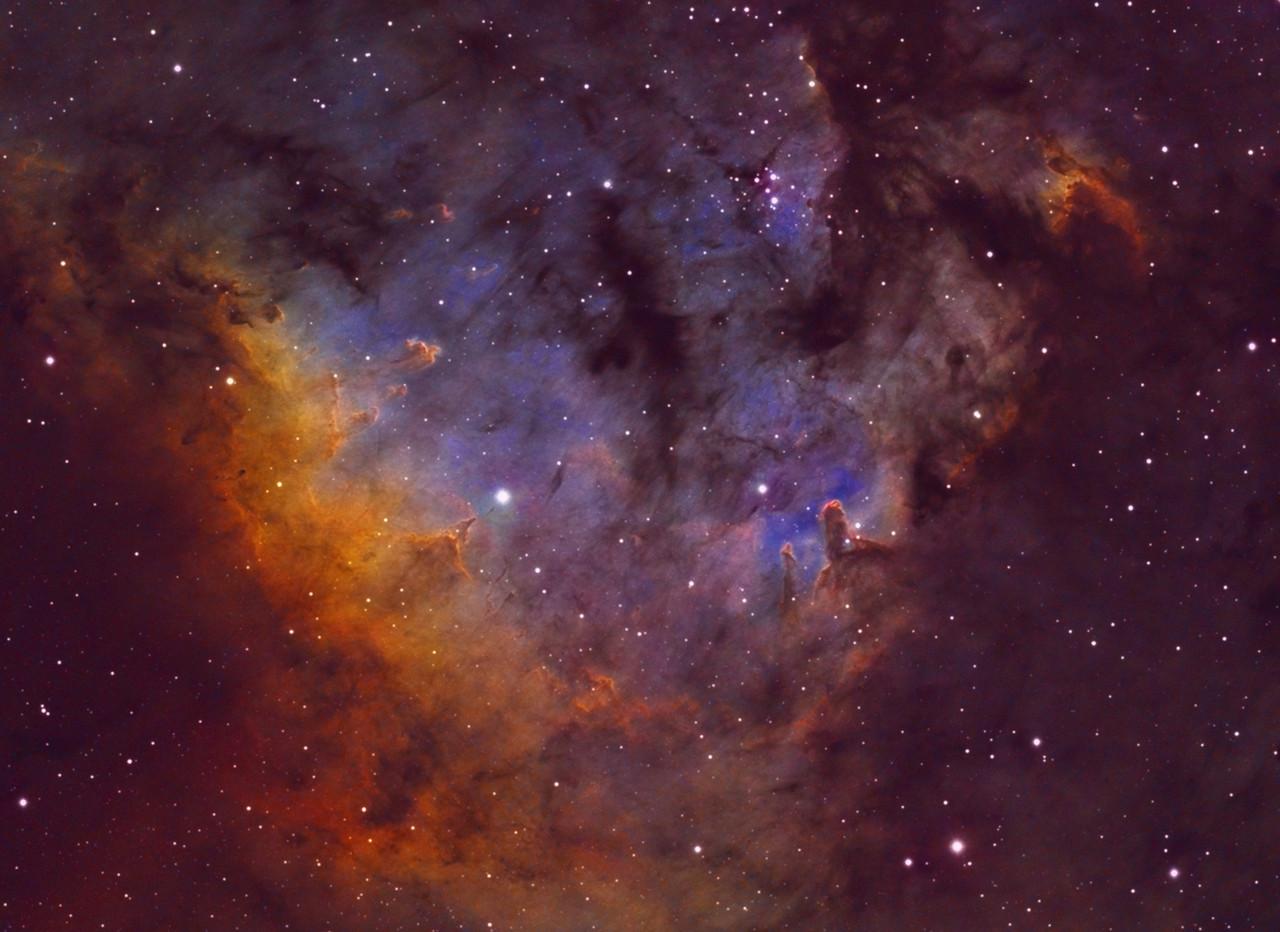 NGC7822 - Jon Talbot