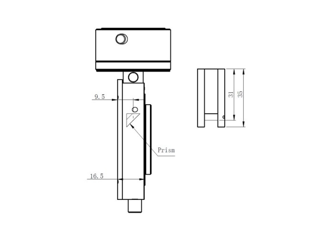 ZWO OAG Off-Axis Guider