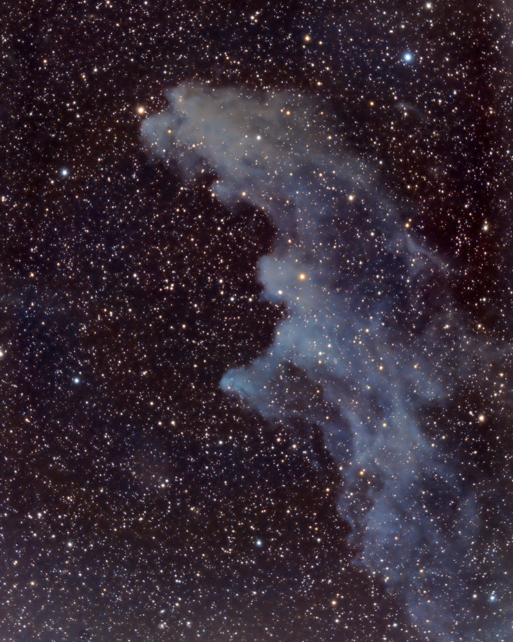 Witch-Head Nebula - Keith Lisk
