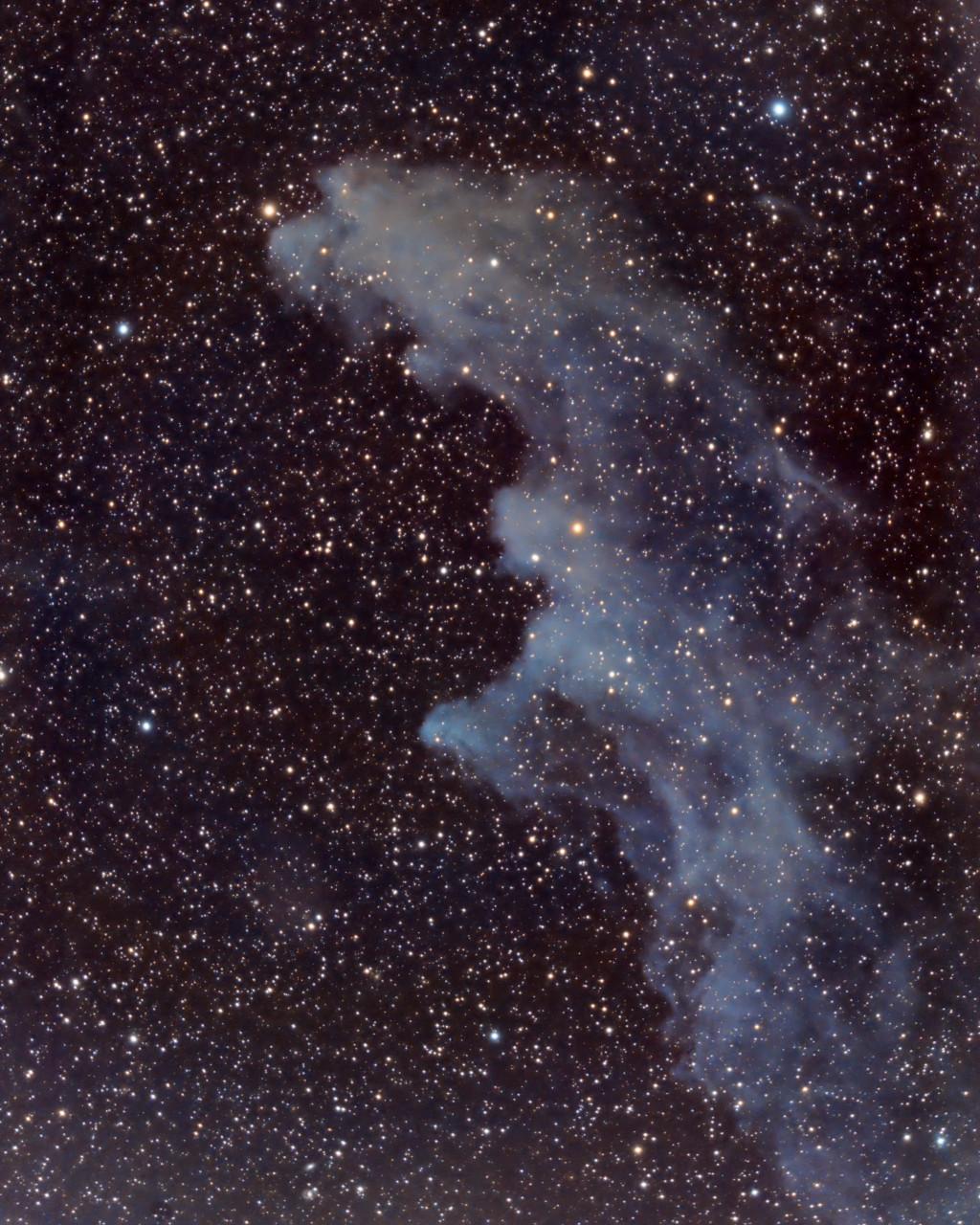 Witch-Head Nebula - Keith Lisk