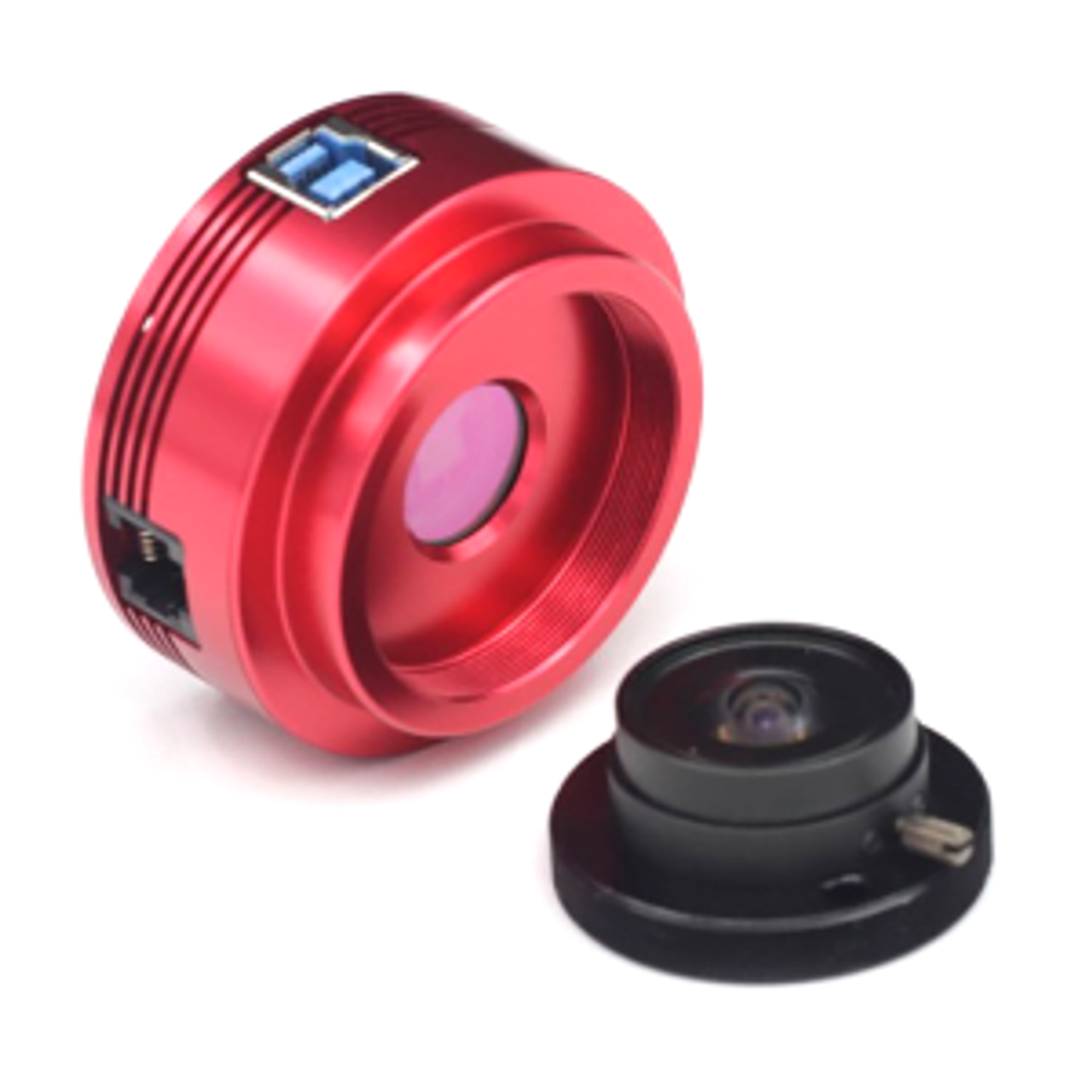 ZWO ASI120MC-S Super Speed Color CMOS Camera