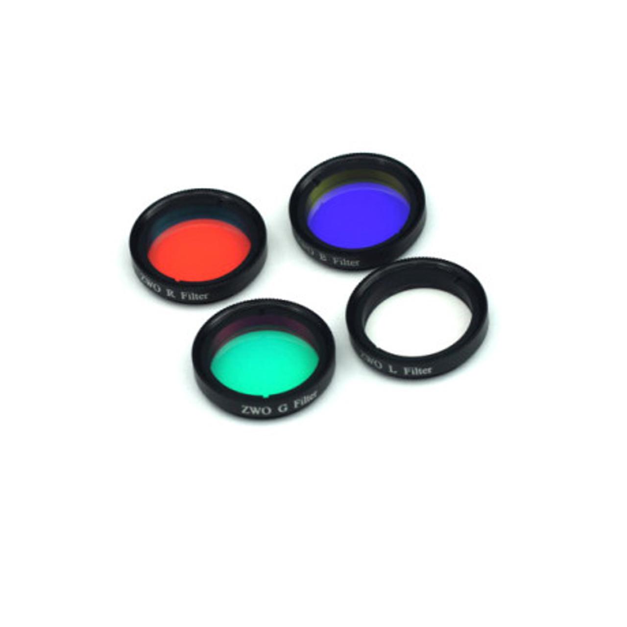 ZWO LRGB Filters-1.25