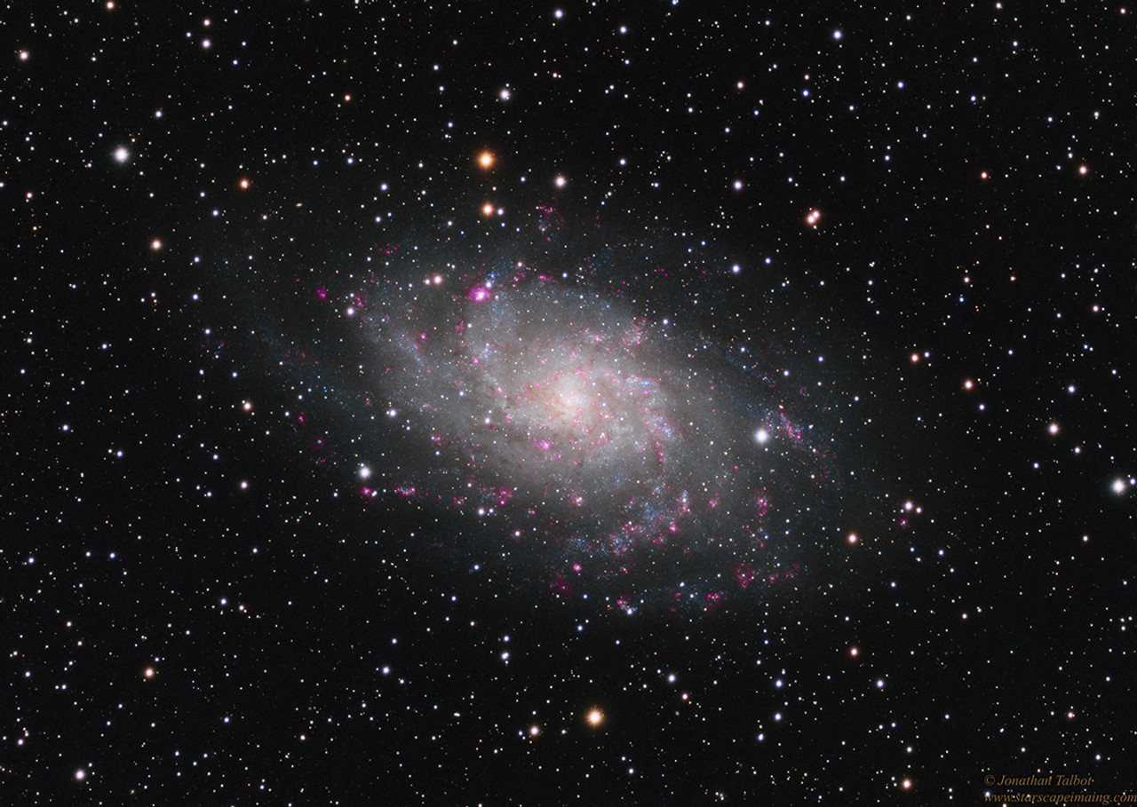 M33 by Jon Talbot with SV70T