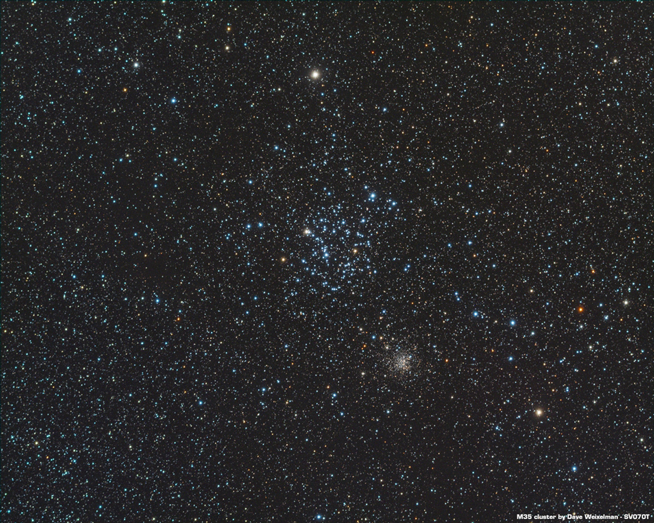 M35 by Dave Weixelman with SV70T