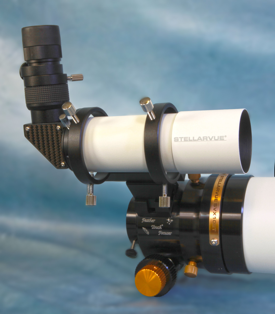 Stellarvue F050IW mounted on Feather Touch focuser