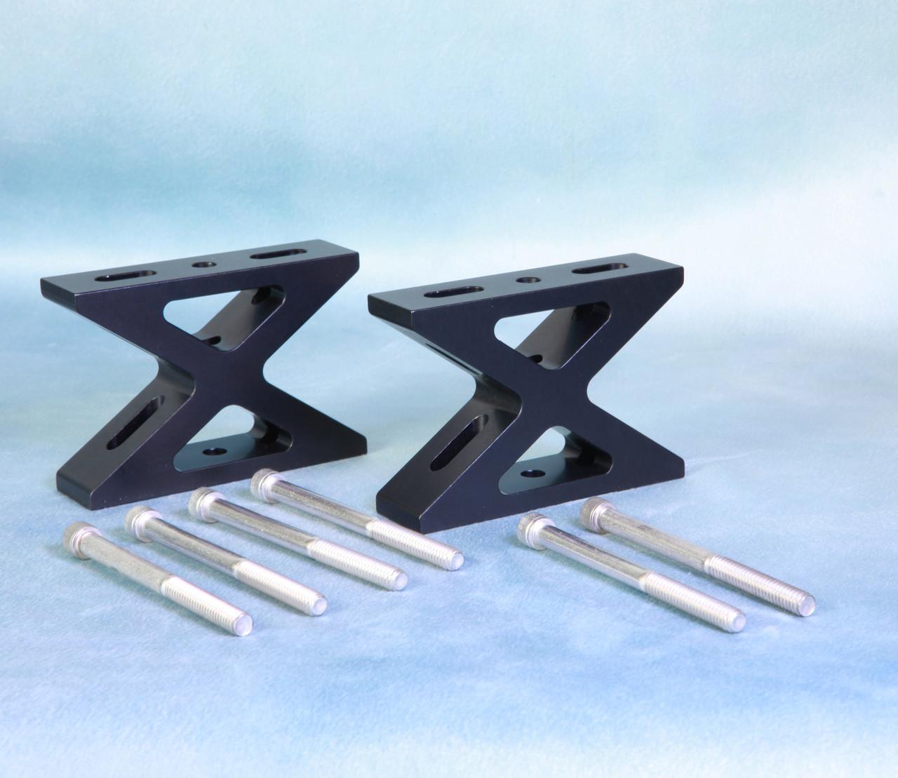 RSX Standard Riser Set for Short Tube Telescopes